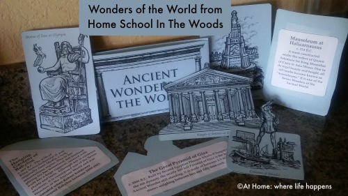 wonders of the world ancient