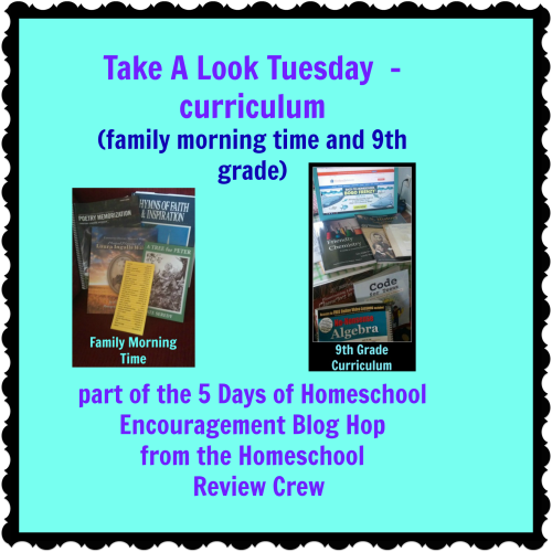 Take A Look Tuesday