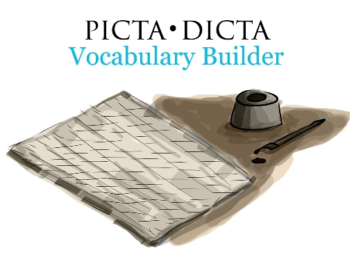 Picta-Dicta-Vocabulary