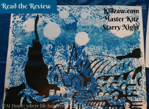 Master Kitz Starry Night from Kidzaw.com