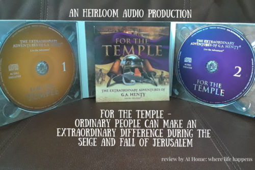 For The Temple open CD set (1)