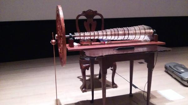 glass armonica picture