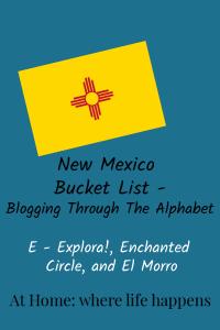 Blogging Through The Alphabet E vertical image