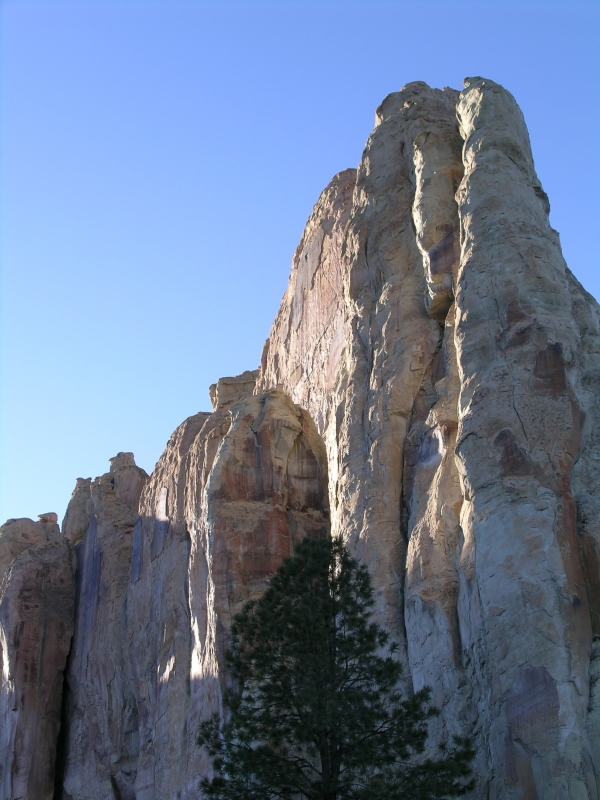 E point rock of El Morro