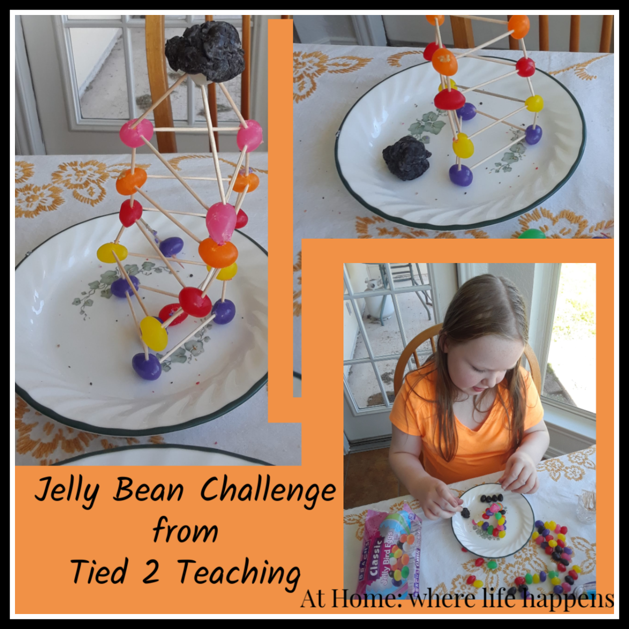 Jelly Bean Challenge