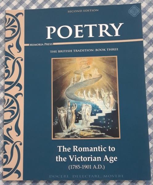 poetry study anthology