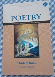 poetry study student book