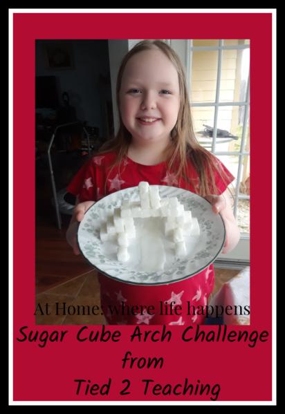 Sugar Cube Arch