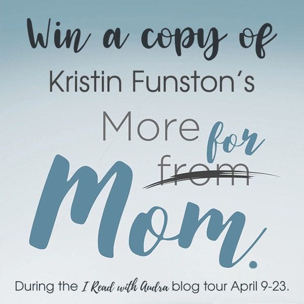 More for Mom tour giveaway