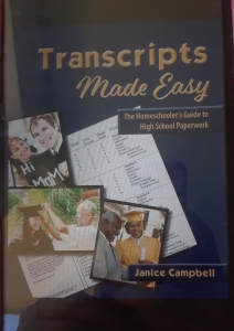 Transcripts Made Easy cover