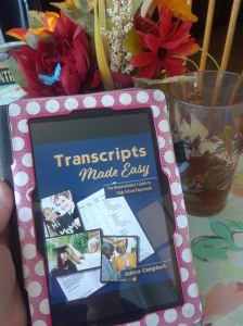 Transcripts Made Easy