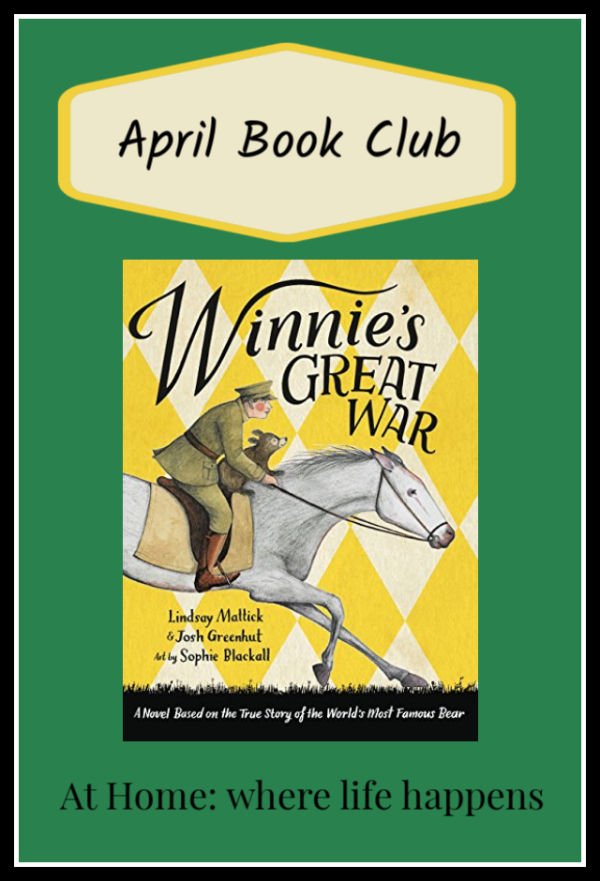 Winnie's Great War Book Club