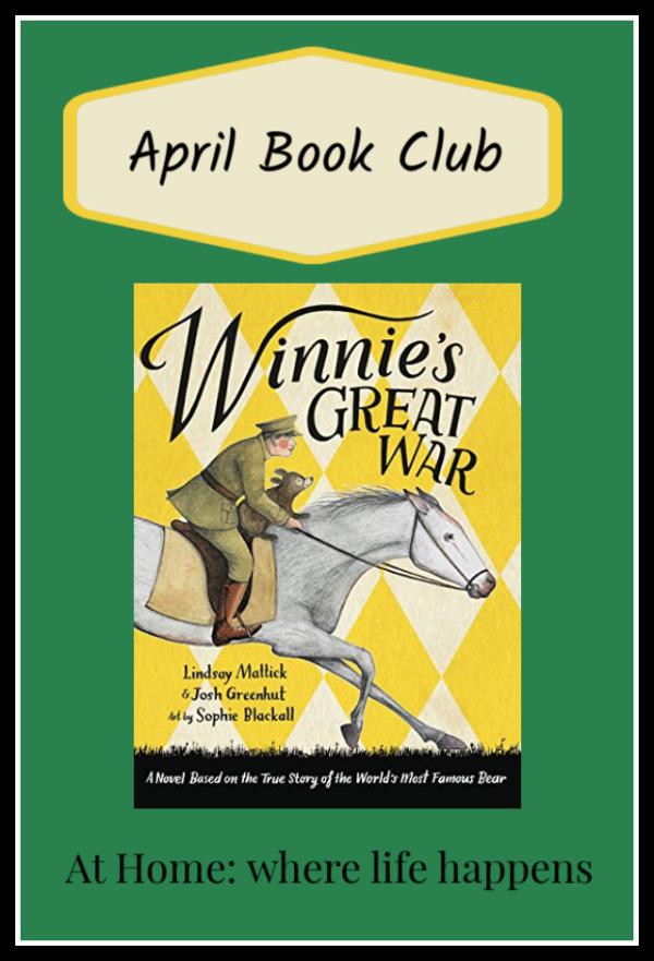 Winnie's Great War Book Club