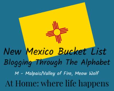 Blogging Through The Alphabet M image