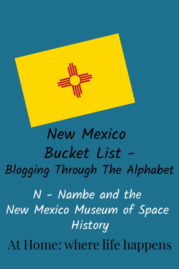 Blogging Through The Alphabet N vertical image