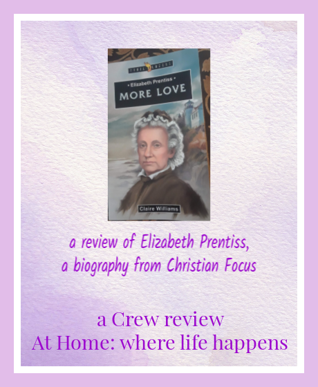 Elizabeth Prentiss review