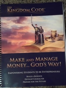 The Kingdom Code textbook