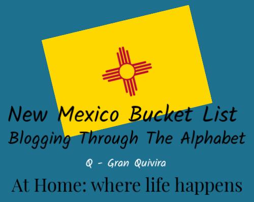 Blogging Through The Alphabet Q image