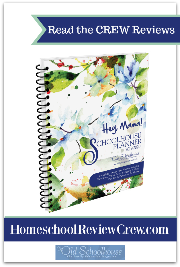Hey-Mama-Schoolhouse-Planner-2019-2020-Homeschool-Reviews-2019