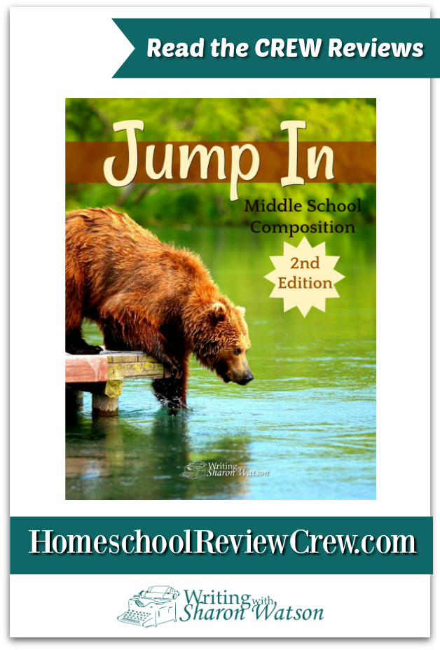 Jump-In-2nd-Edition-Writing-with-Sharon-Watson-Reviews