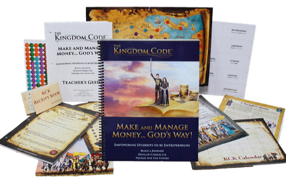 The-Kingdom-Code-Complete-Set