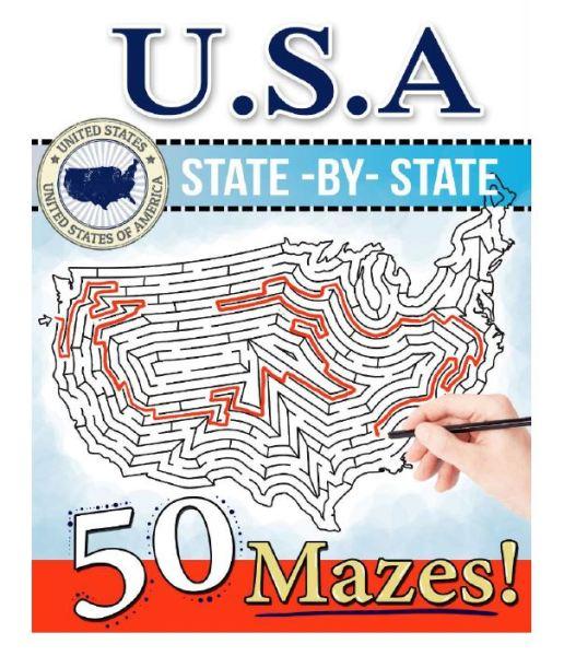 50 state mazes