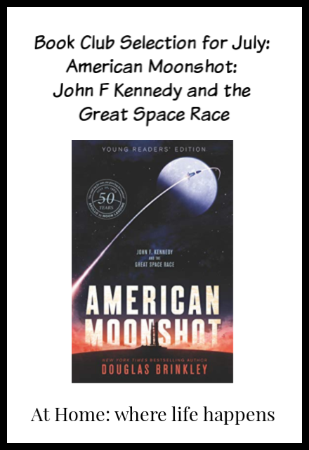 American Moonshot Book Club