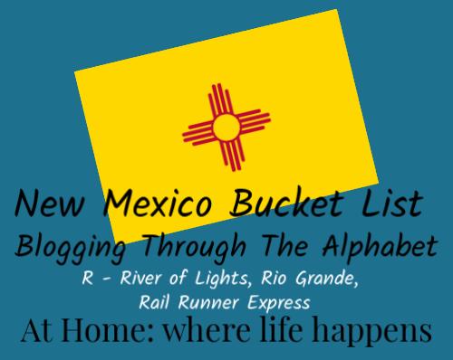 Blogging Through The Alphabet R image