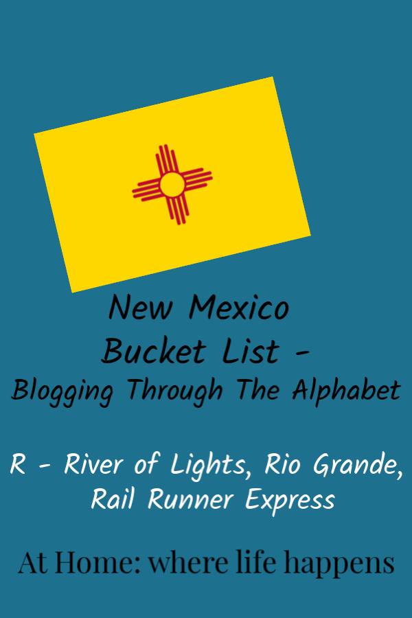 Blogging Through The Alphabet R vertical image