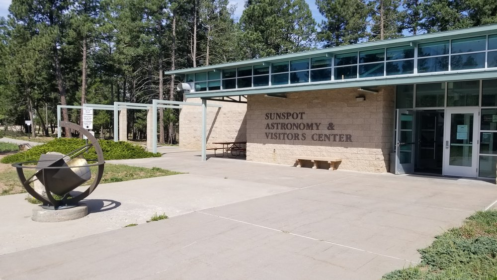 Sunspot Visitor Center