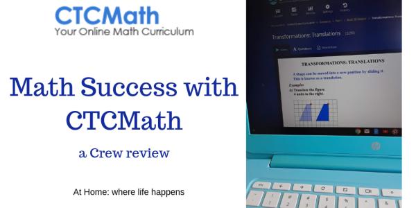 Math Success with CTCMath