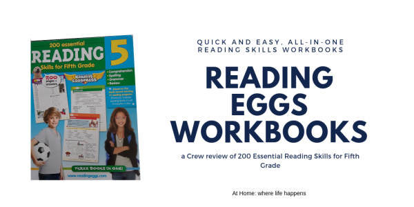 a quick and easy, all-in-one reading skills workbook