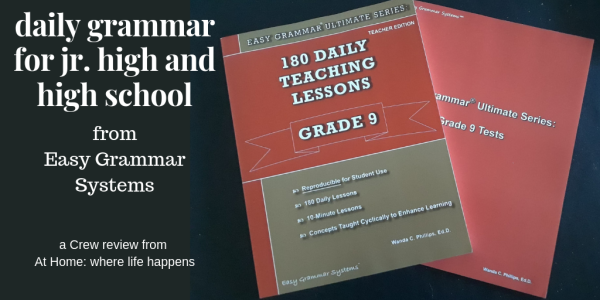 Daily Grammar for middle and high school