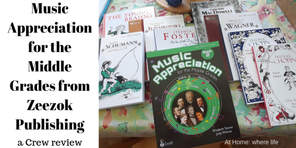 Music Appreciation for the Middle Grades from Zeezok Publishing