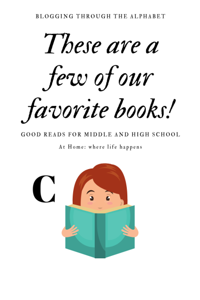 Books C pin