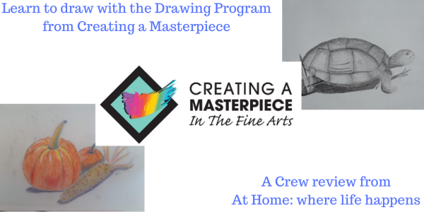 Learn to draw with the Drawing Program from Creating a Masterpiece