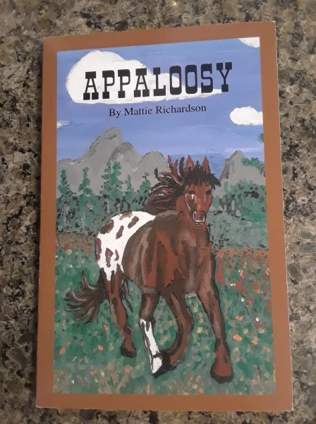 Appaloosy by Mattie Richardson