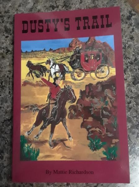 Dusty's Trail by Mattie Richardson
