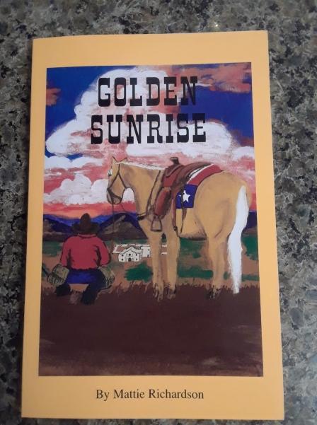 Golden Sunrise by Mattie Richardson