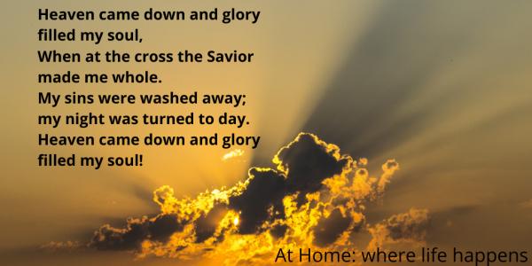 Heaven_Came_Down_hymn