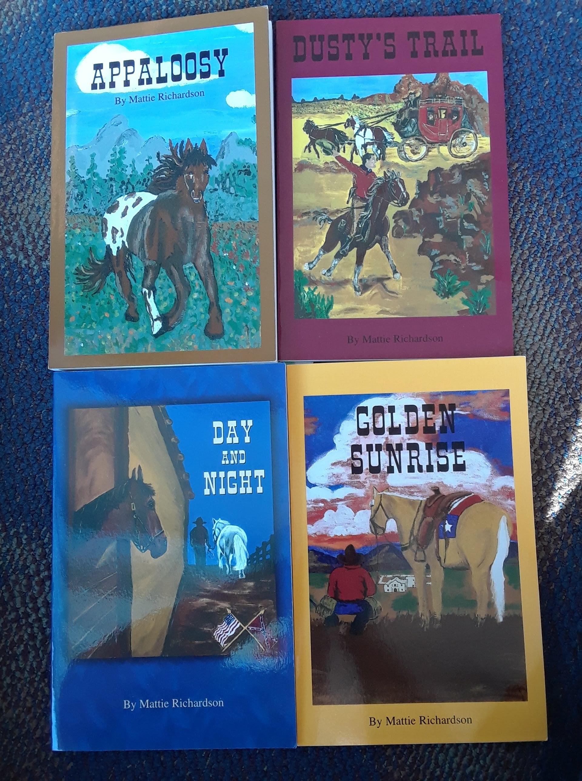Mattie Richardson books