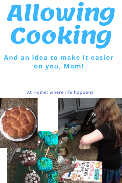 Allowing Cooking and idea