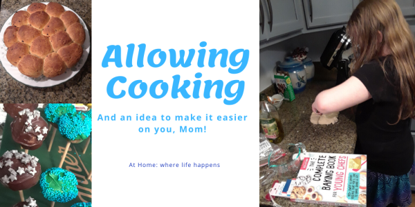 Allowing Cooking