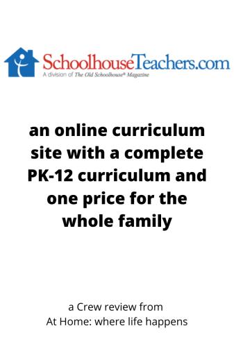 SchoolhouseTeachers review