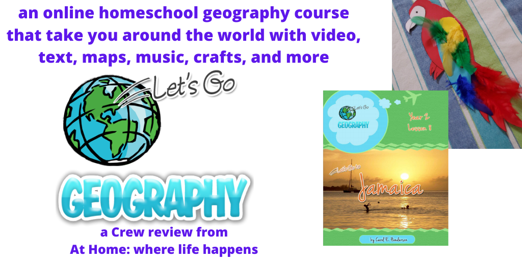 Lets Go Geography online class