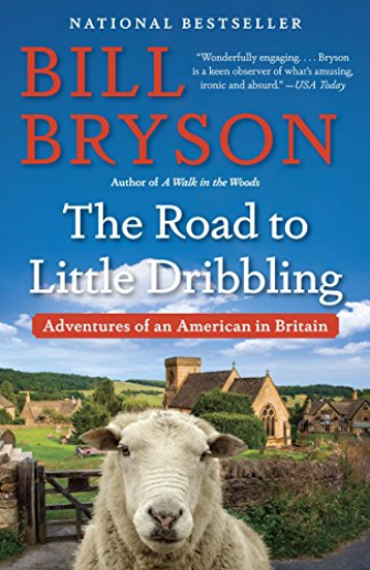 Book Club_ February 2020 The Road To Little Dribbling a travel adventure in Great Britain