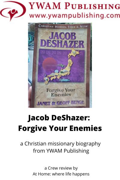 Jacob DeShazer post
