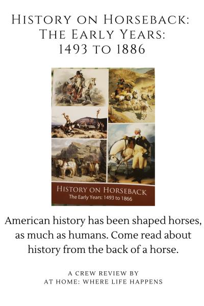 History On Horseback the early years