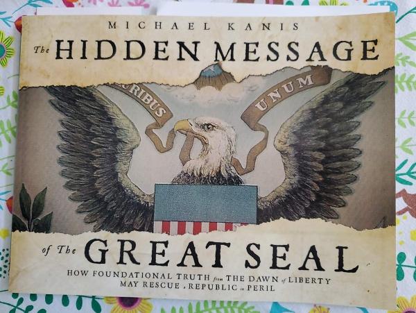 The Hidden Message book cover