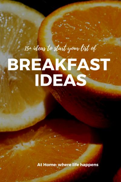15+BreakfastIdeas